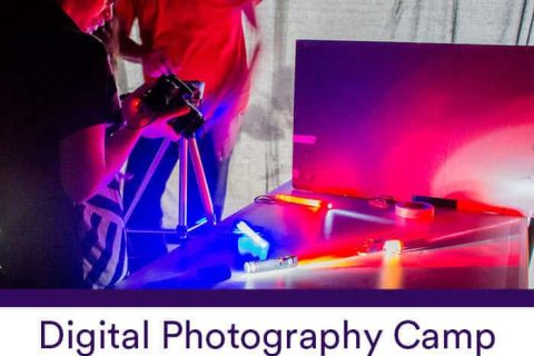 Spring Break Digital Photography Camp