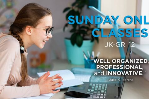 YPT Sunday Online CLasses