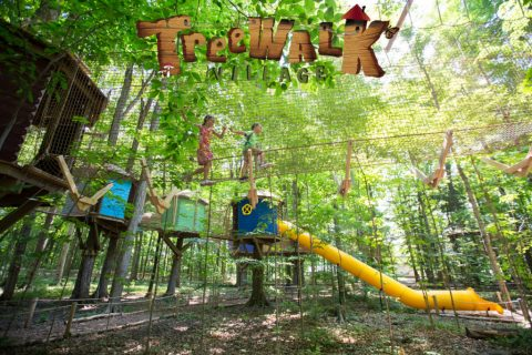 Treewalk Village in Stouffville