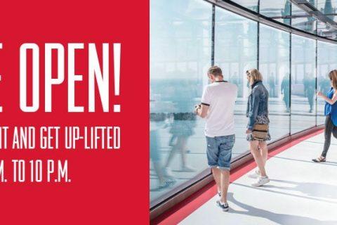 CN Tower Open