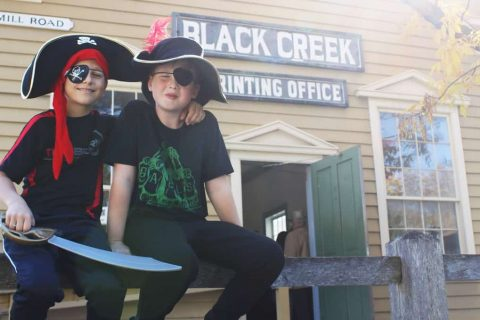Black Creek Halloween Hauntings