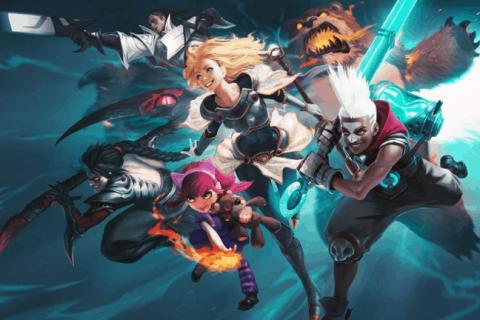 Esports March Break Camps League of Legends