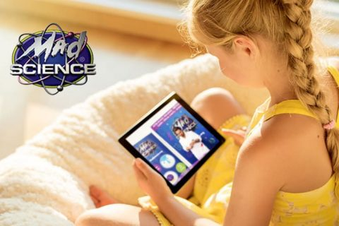 Mad Science virtual camps