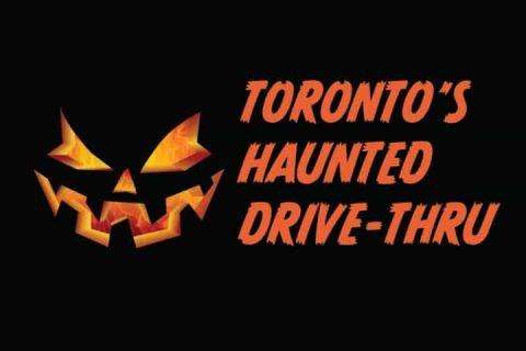 Torontos Haunted Drive Thru